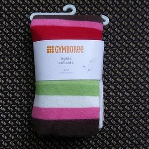 Gymboree Tights Size Girls 8-10 years
